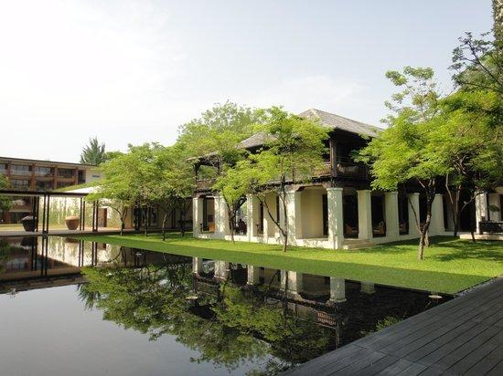 Anantara Chiang Mai Resort : レストラン