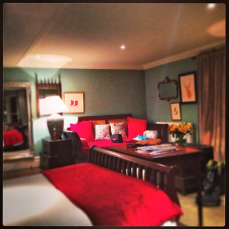 The Spread Eagle Hotel: Bedroom