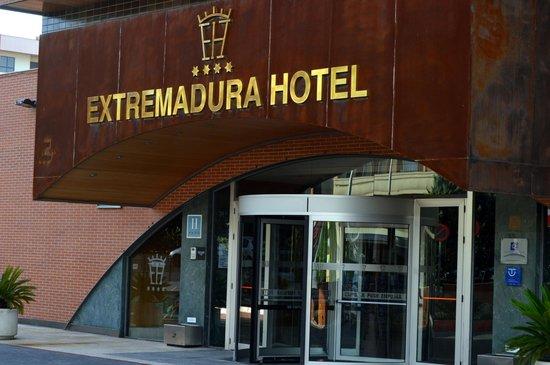 Extremadura Hotel : Entrance