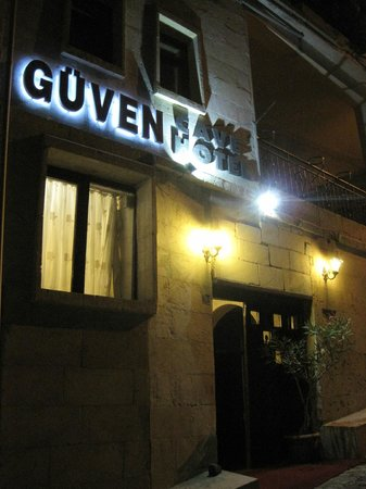 Guven Cave Hotel: Facciata hotel