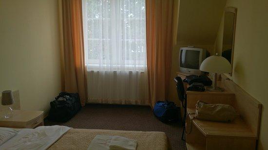 Hotel Landrynka : Room