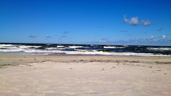 Hotel Landrynka : Beach