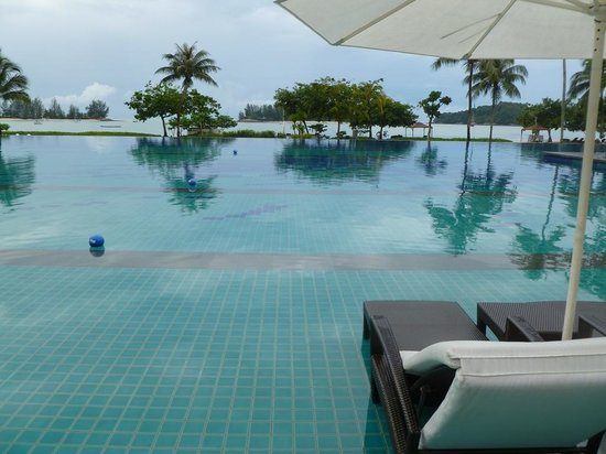 The Danna Langkawi, Malaysia: the pool