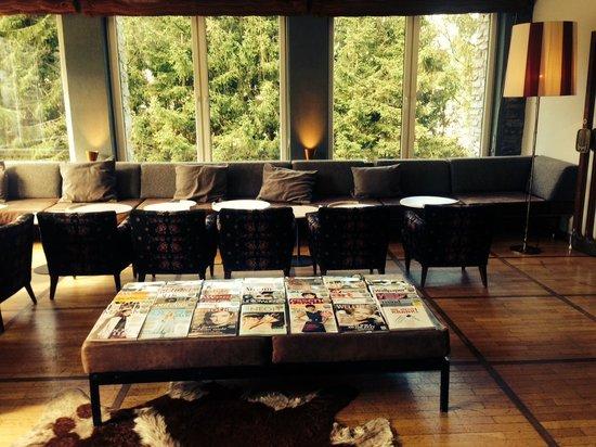 Hotel Miramonte : Loungebereich