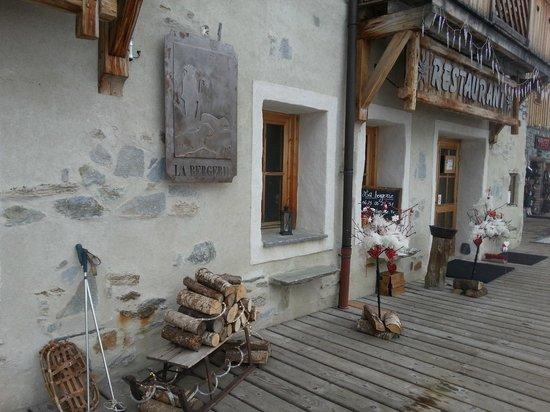 Restaurant La Bergerie - Sainte Foy Tarentaise