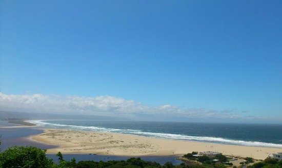 Milkwood Manor on Sea: vistas alrededores