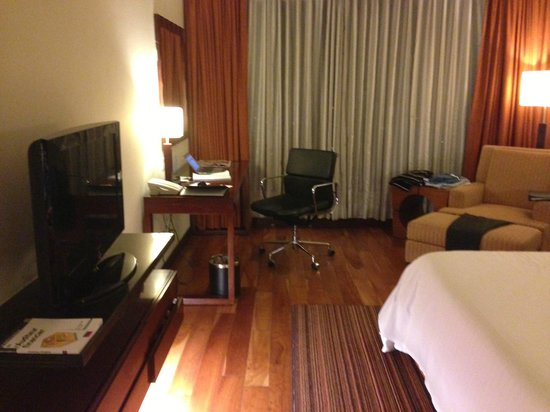 Courtyard by Marriott, Ahmedabad : Room view 1