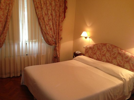 Plaza e De Russie Hotel : Room
