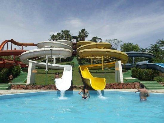 Aguas de Sao Pedro, SP: Toboáguas