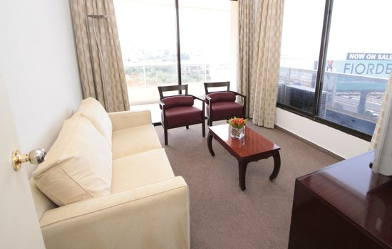 Residence de France: Executive Suite Living Room