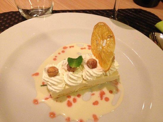 Isola Dei Sapori: L'excellent dessert!