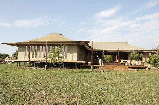 Sayari Camp, Asilia Africa: Main Lodge