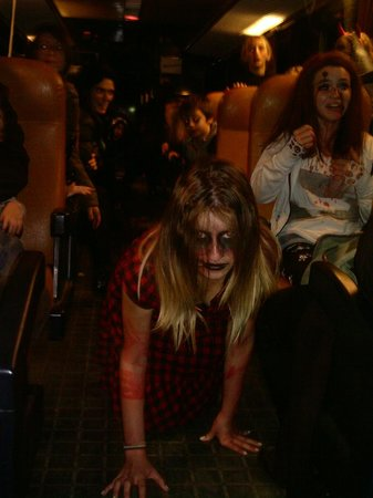 Train Touristique du Centre-Var : les zombies