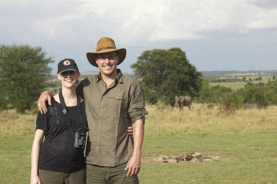 Sayari Camp, Asilia Africa: Start of Walking Safari