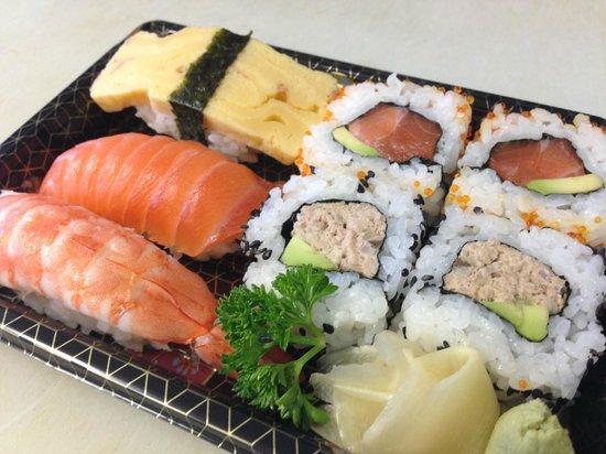 Sushi Wave Authentic Japanese: wave pack