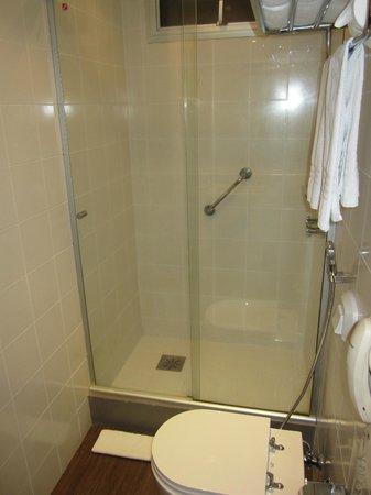 Ipanema Inn: buen baño!