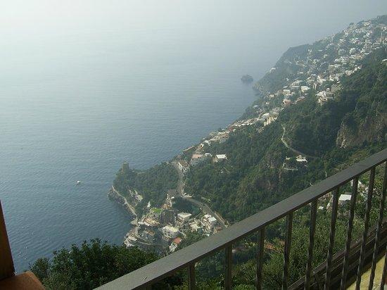 Tenuta La Picola: view from the terrace