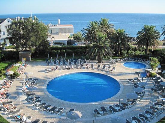 Vila Galé Cascais: View from bedroom balcony