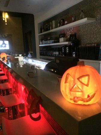 Serata Halloween da Giappo Pozzuoli