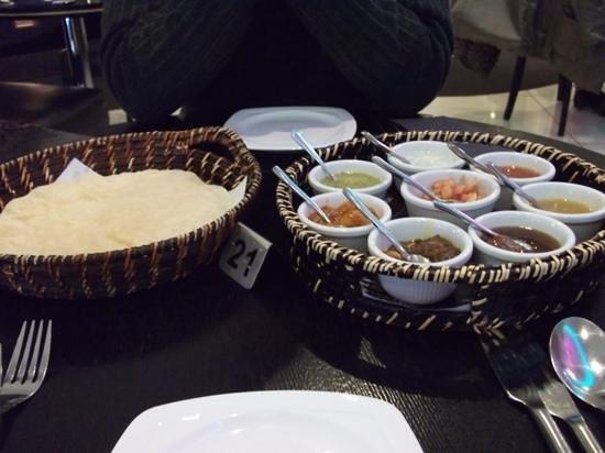 EastzEast Liverpool: super pickle tray