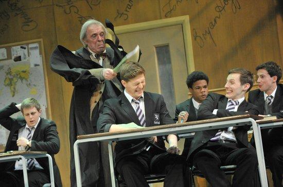 Mercury Theatre: The History Boys, May 2013