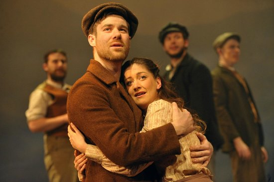 Mercury Theatre: The Hired Man, March 2013