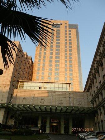 Radisson Blu Hotel Shanghai Hong Quan: entrée principale