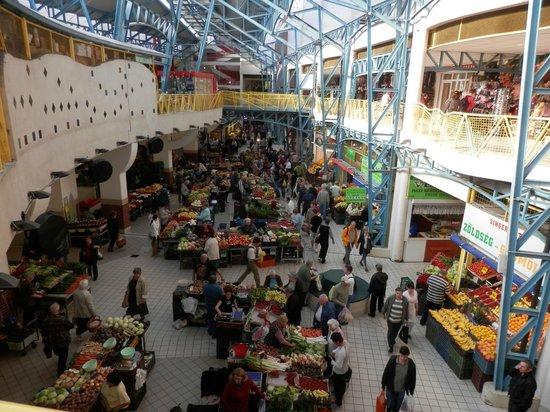 Lehel Market Hall: レヘル市場
