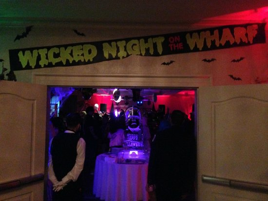 Salem Waterfront Hotel & Suites: Salem Waterfront Hotel Halloween Party