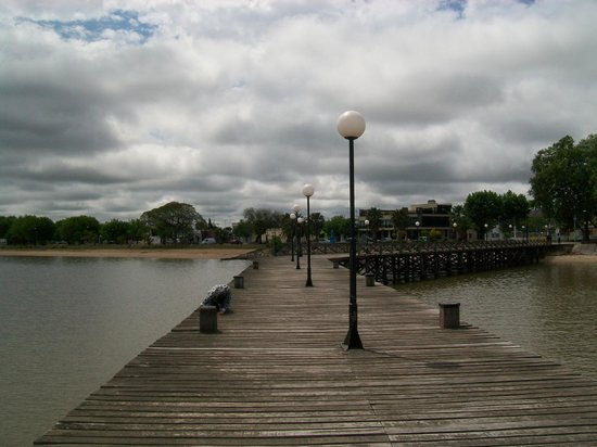 Muelle Antiguo y playa