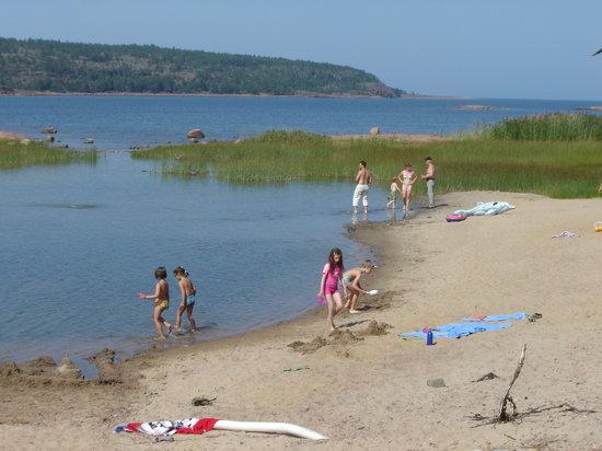 Dano Strandvillor: Beach