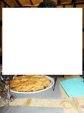 Pizzeria Giuseppino - chez Pino: la pizza croûte