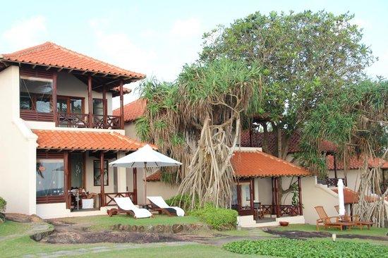 Saman Villas: hôtel de l'extérieur