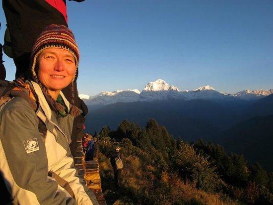 Nepal Hiking : Ghorepani - Poon Hill Trek