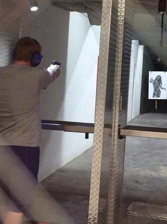 The Orlando Gun Club: zombie time