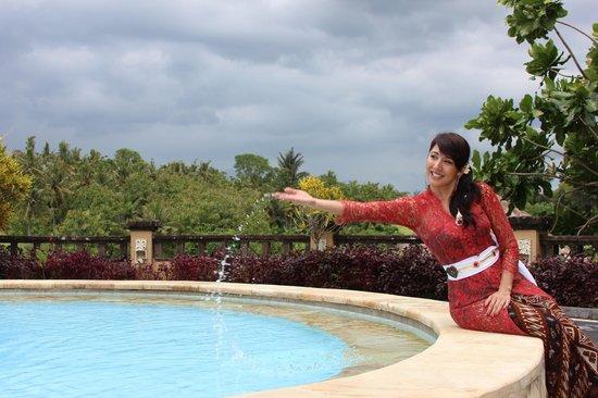 Bali Masari Villas & Spa: Zwembad