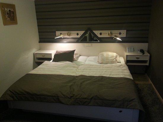 Hotel Butgenbacher-Hof: chambre
