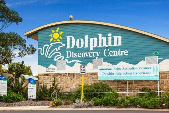 Quest Bunbury Apartment Hotel: Dolphin Discovery Centre