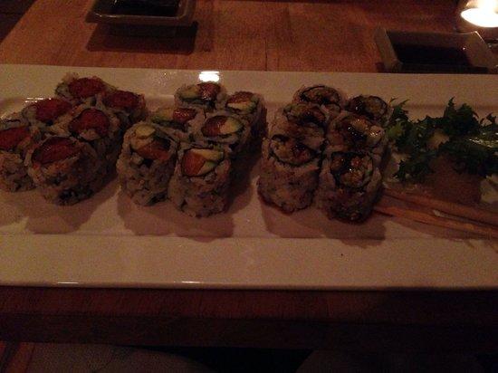 Umi Sushi: Sushi e fantasia