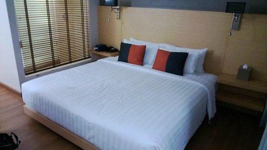 Hotel Solo Sukhumvit 2 : Standard room