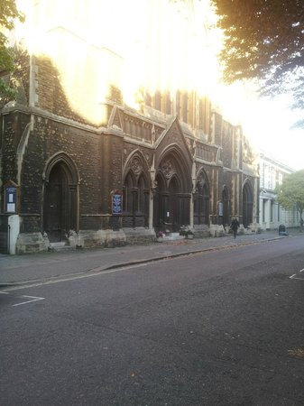 Bayswater: Catedral