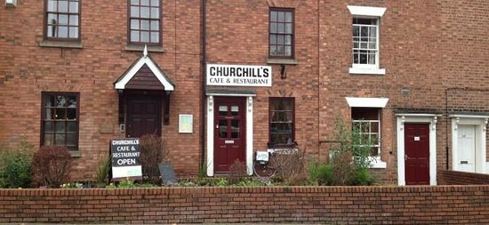 Churchills Cafe