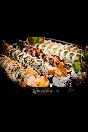 Heat Restaurang: Sushi
