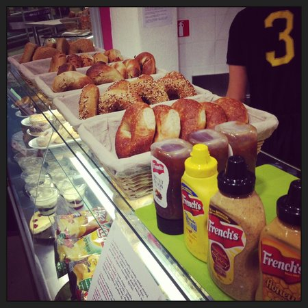 Bagels Square : pains bagels maison