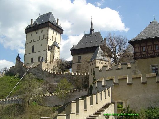 Ave Bicycle Tours - Day Tours: Karlstejn Castle