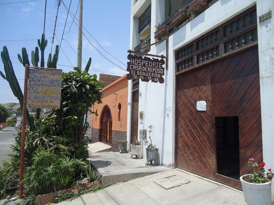 Hospedaje El Boquerón - Huanchaco