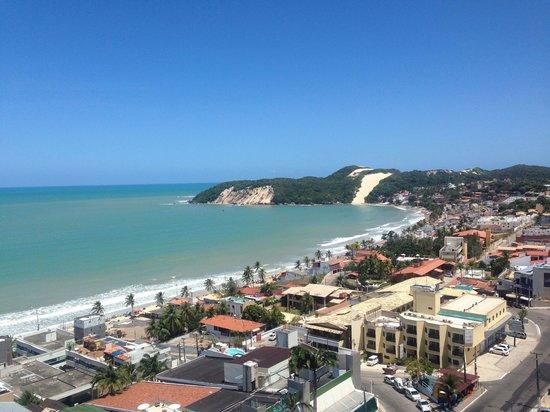 Quality Hotel & Suites Natal: Vista do quarto