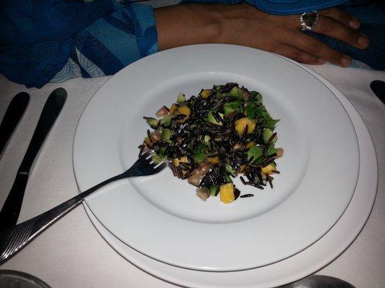 Dar Roumana: wild rice starter! yummy