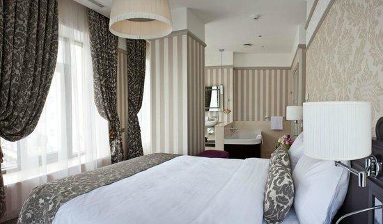 Mercure Arbat Moscow hotel-Suite