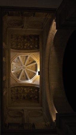 Colegiata de Santa María la Mayor: cupula